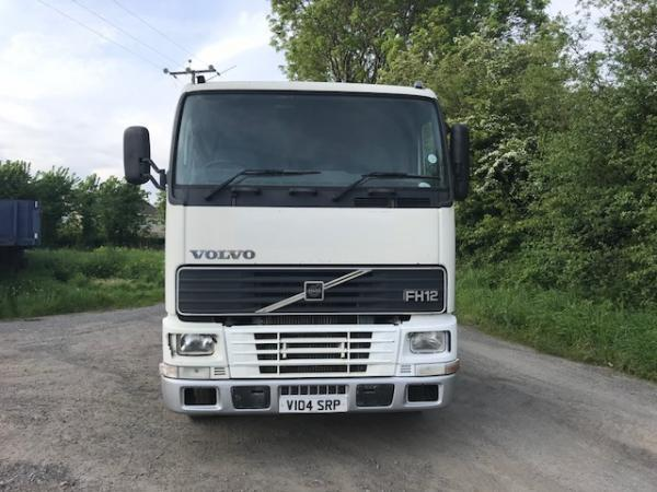 volvo fh12/420
